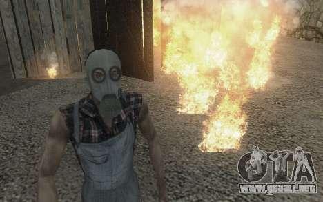 La máscara de Virtus para GTA San Andreas