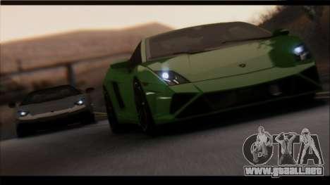 KISEKI V2 [0.076 Version] para GTA San Andreas sexta pantalla