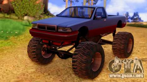 Premier Monster para GTA San Andreas