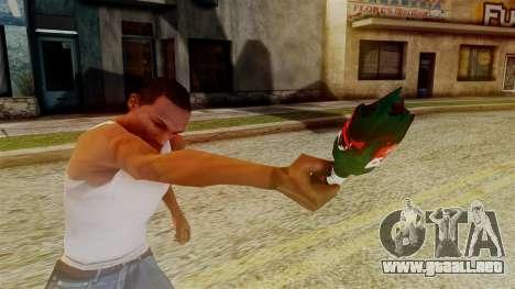 GTA 5 Broken Bottle v2 para GTA San Andreas tercera pantalla