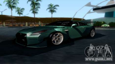 Dark ENB Series para GTA San Andreas octavo de pantalla