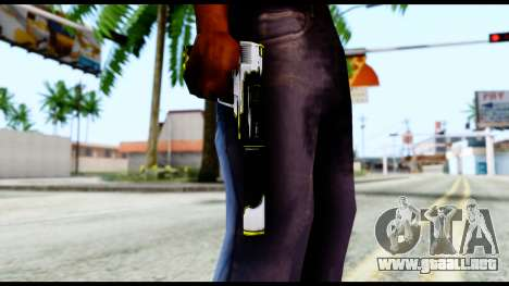 USP-S Torque para GTA San Andreas tercera pantalla