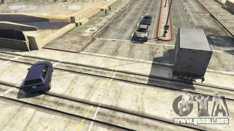 GTA 5 El gancho-cat v1.3.5 tercera captura de pantalla