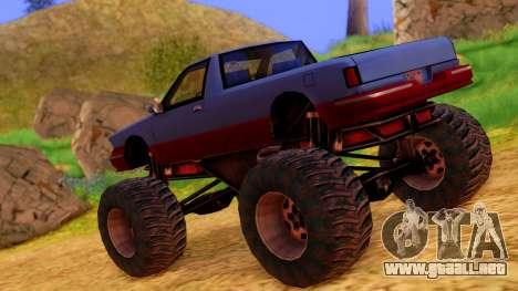 Premier Monster para GTA San Andreas left