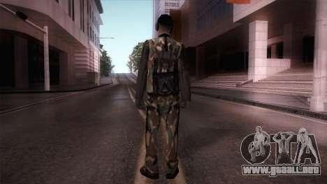 Operador de radio para GTA San Andreas tercera pantalla