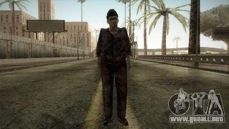 RE4 Don Manuel para GTA San Andreas segunda pantalla