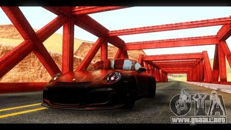 MAC_True ENB [el 0,248] para GTA San Andreas décimo de pantalla