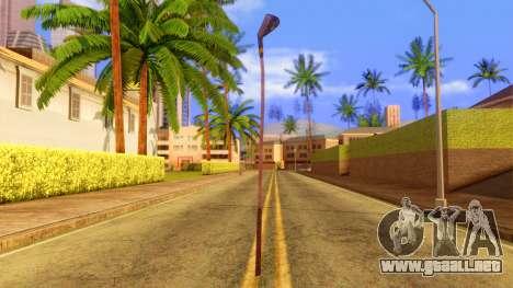 Atmosphere Golf Club para GTA San Andreas