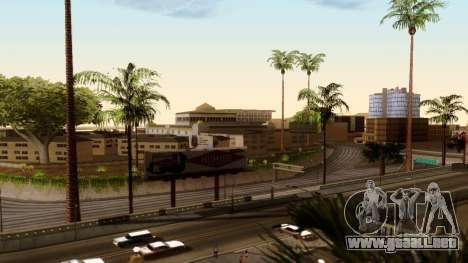 Dark ENB Series para GTA San Andreas undécima de pantalla