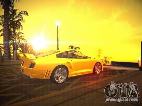 T.0 Secret Enb para GTA San Andreas quinta pantalla