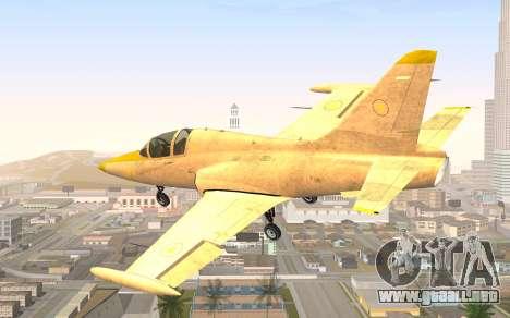 GTA 5 Besra para GTA San Andreas left