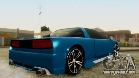 Infernus BMW Revolution para GTA San Andreas left