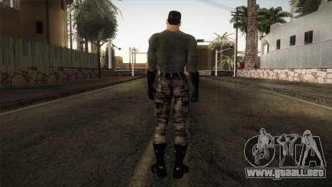 Arnie from GTA Vice City para GTA San Andreas tercera pantalla