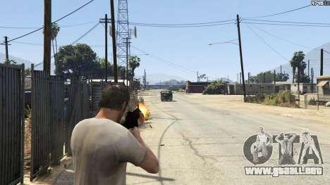 GTA 5 Scar-H tercera captura de pantalla
