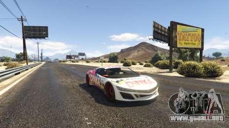 GTA 5 NFS gauge - RPM Gear Speedometer 1.0.1 quinta captura de pantalla