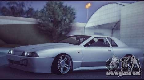 Elegy Lumus para GTA San Andreas