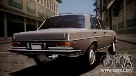 Mercedes-Benz 300 SEL 6.3 para GTA San Andreas left