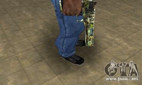 Lable Deagle para GTA San Andreas segunda pantalla