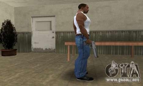 Kerry Deagle para GTA San Andreas segunda pantalla