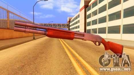 Atmosphere Shotgun para GTA San Andreas