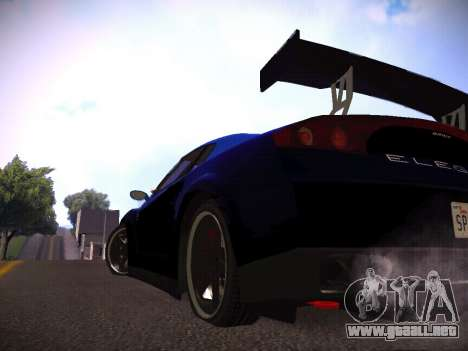T.0 Secret Enb para GTA San Andreas novena de pantalla