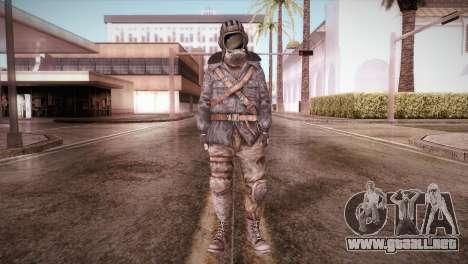 Pablo v2 para GTA San Andreas segunda pantalla