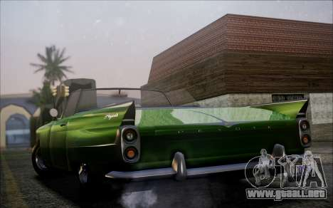 GTA 5 Vapid Peyote IVF para GTA San Andreas left