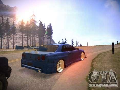 T.0 Secret Enb para GTA San Andreas tercera pantalla