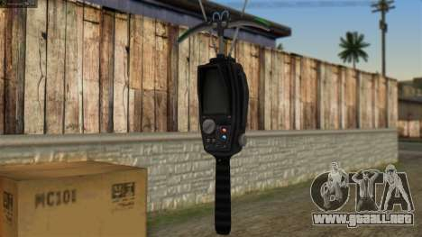 Digiscanner from GTA 5 para GTA San Andreas