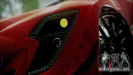 Bertone Mantide 2010 para la visión correcta GTA San Andreas