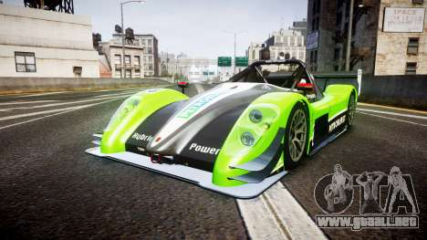 Radical SR8 RX 2011 [23] para GTA 4