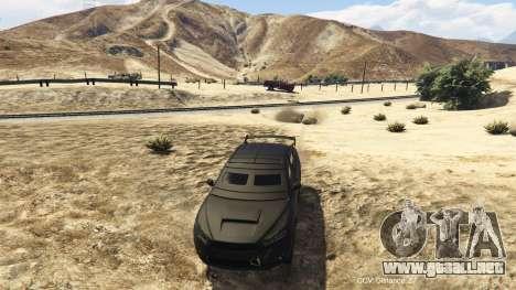 GTA 5 Car Companion V (Driverless car) 1.2.1 segunda captura de pantalla