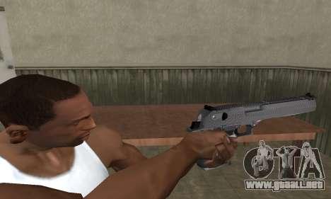 Kerry Deagle para GTA San Andreas tercera pantalla