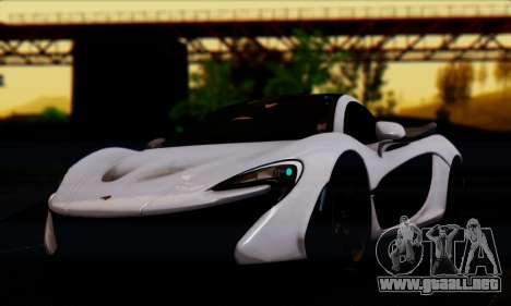 Smooth Realistic Graphics ENB 3.0 para GTA San Andreas undécima de pantalla