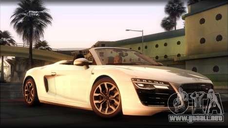 Keceret ENB For Low PC para GTA San Andreas tercera pantalla