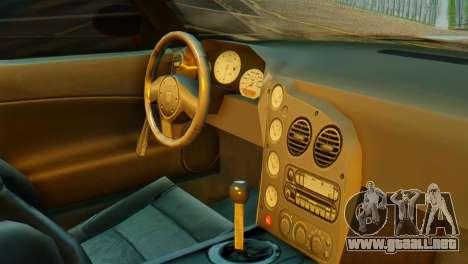 Dodge Viper SRT10 para la visión correcta GTA San Andreas