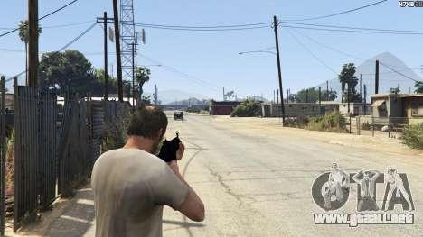 GTA 5 Scar-H segunda captura de pantalla