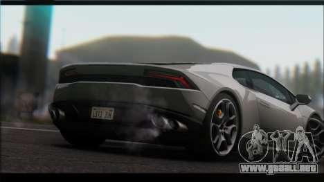 KISEKI V2 [0.076 Version] para GTA San Andreas segunda pantalla