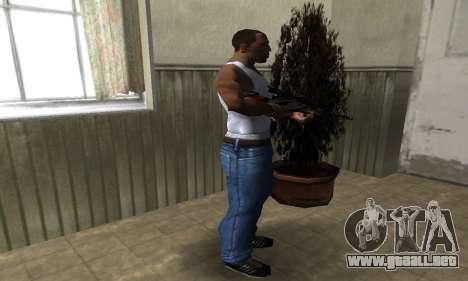 Red Flag Sniper Rifle para GTA San Andreas tercera pantalla