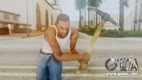 Red Dead Redemption Pick para GTA San Andreas tercera pantalla