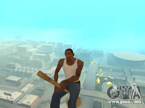 Escoba para GTA San Andreas