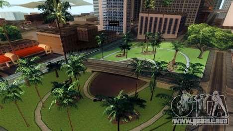 Dark ENB Series para GTA San Andreas séptima pantalla