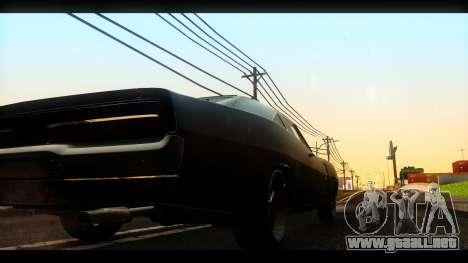 MAC_True ENB [el 0,248] para GTA San Andreas sexta pantalla