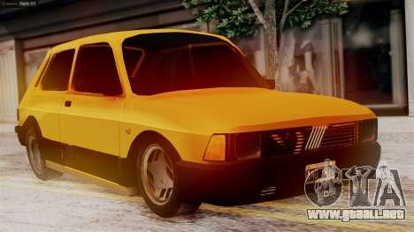 Fiat 147 Al Piso para GTA San Andreas