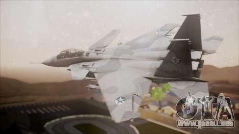 F-15S MTD Grabacr (8492nd) Ace Combat 5 para GTA San Andreas left