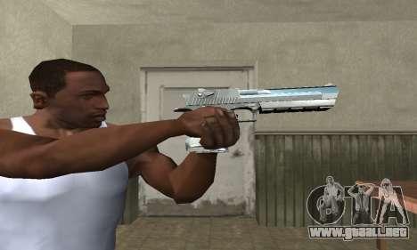 Cool Silver Deagle para GTA San Andreas