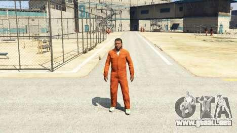 GTA 5 La prisión de v0.2