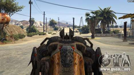 Mob of the Dead Blundergat para GTA 5