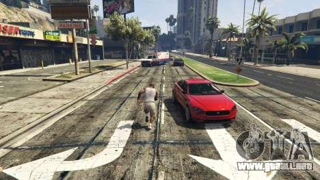 GTA 5 AngryPeds noveno captura de pantalla