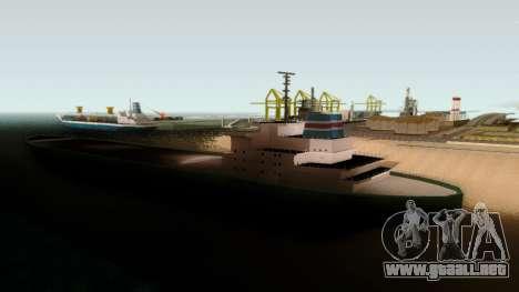 Dark ENB Series para GTA San Andreas novena de pantalla